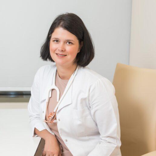 Northway šeimos Gydytoja Indrė Juzėnaitė Karneckienė