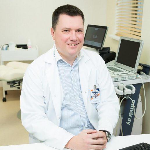 Northway kraujagyslių chirurgas Dr. Rolandas Dagilaitis
