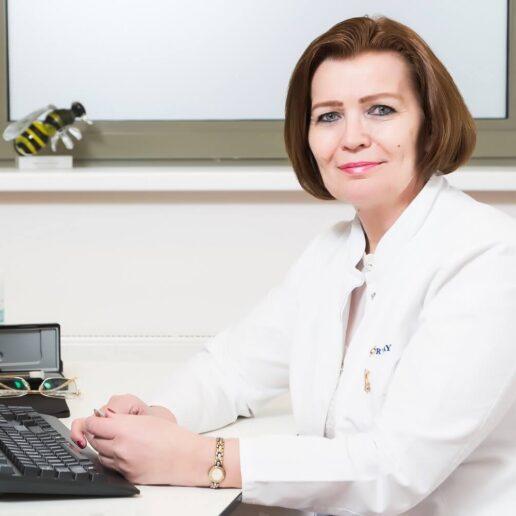 Northway šeimos Gydytoja Regina Balčiūnienė