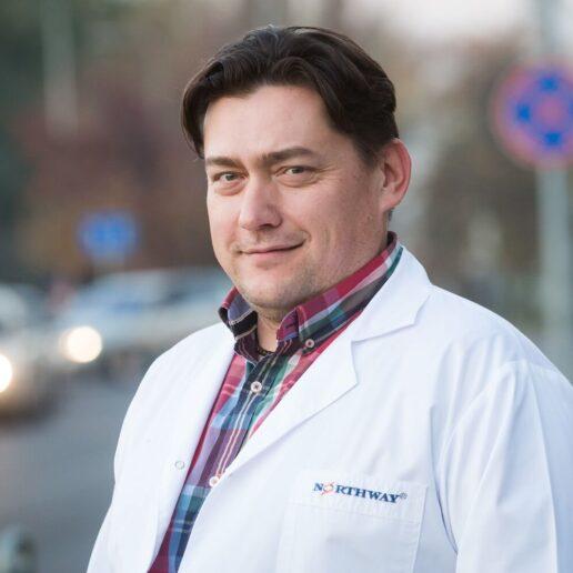 Northway Ortopedas Traumatologas Vytenis Adomaitis