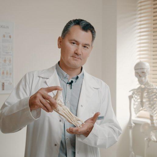 Northway ortopedas traumatologas Aleksas Makulavičius