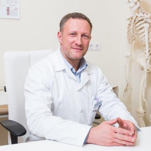 Northway Ortopedas Traumatologas Marius Šakalinis