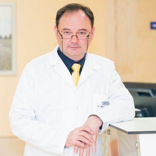 Northway kraujagyslių chirurgas Dr. Gintaris Vilkevičius