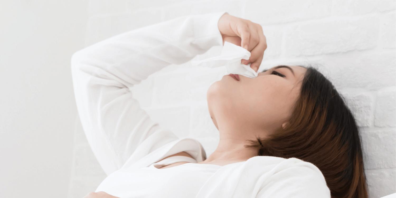 hipertenzija ir kraujavimas iš nosies