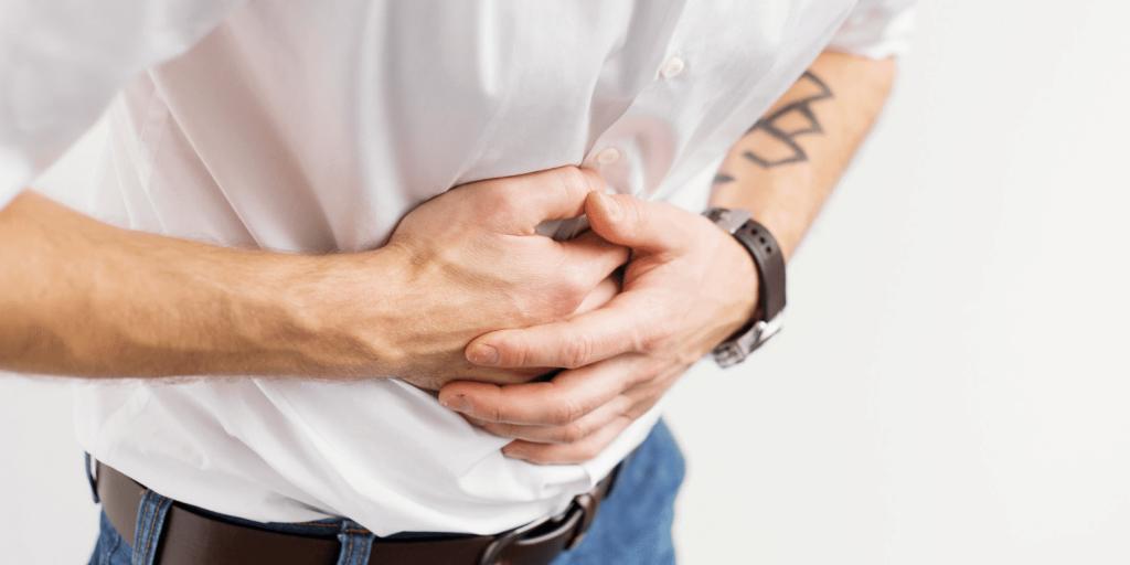 Tu turi skausmas pilvo sone nestumo metu ?