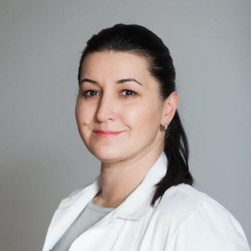 Northway Oftalmologė Jelena Bagajeva 2