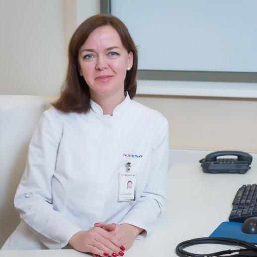 Northway šeimos Gydytoja Ingrida Čereškienė