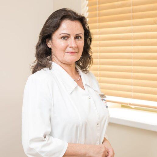 Northway Akušerė Ginekologė Diana Plėštytė