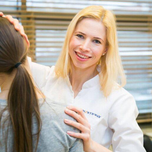 Northway Fizinės Medicinos Ir Reabilitacijos Gydytoja Rūta Burzdžienė