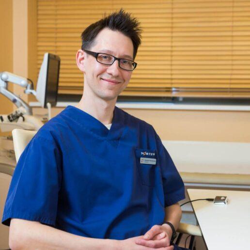 Northway Gastroenterologas Rolandas Vaicekauskas
