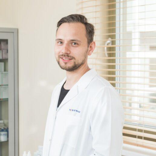 Northway Gastroenterologas Dr Artautas Mickevičius