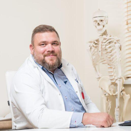 Northway Neurochirurgas Jevgenijus Skuryginas