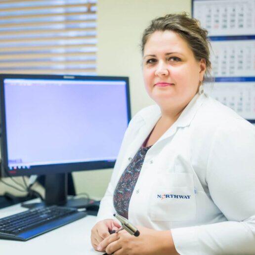 Northway Neurologė Jurgita Blažienė