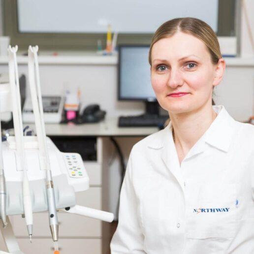 Northway Odontologė Inga Paliulienė