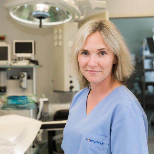 Northway Anesteziologė Reanimatologė Agnė Vaitoškaitė
