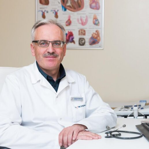 Northway Kardiologas Robertas Katliorius