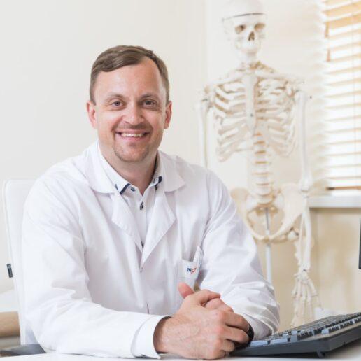 Northway Ortopedas Traumatologas Viačeslav Zankin