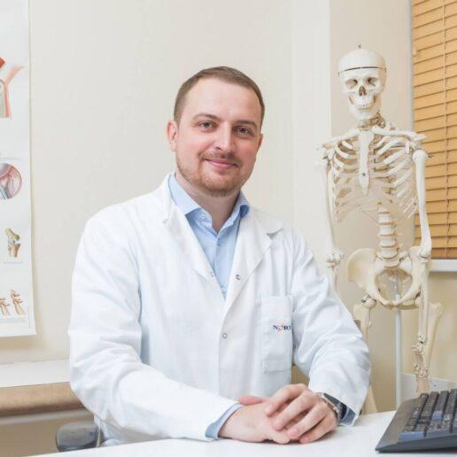 Northway Ortopedas Traumatologas Martynas Karneckas