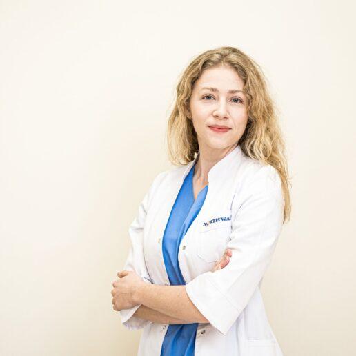 Northway Gastroenterologė Viktorija Basytė Bacevičė