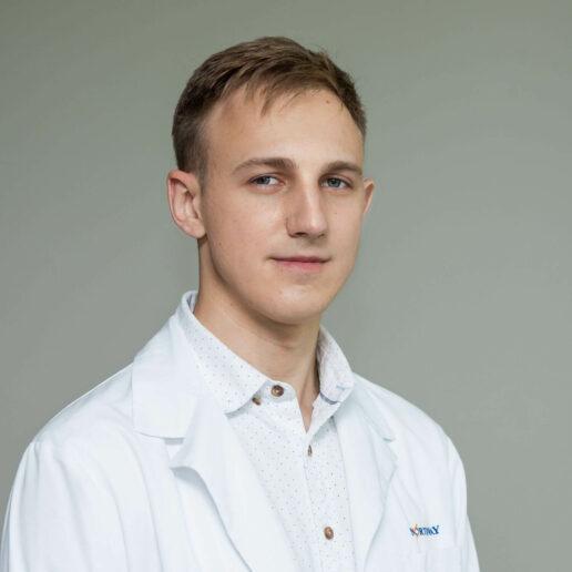 Northway Vilnius reabilitologas Laimonas Uščinas